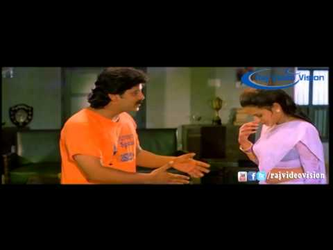 Marri | Vikram Sivaranjani Romantic Scene