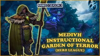 Grubby | Heroes of the Storm | Medivh Instructional Game - Team League - S3 - Garden of Terror