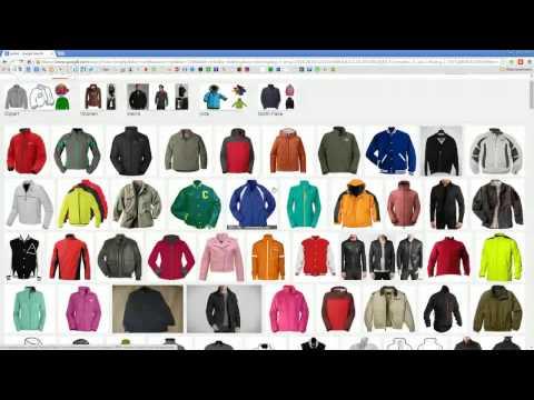Vocabulary:  Clothes