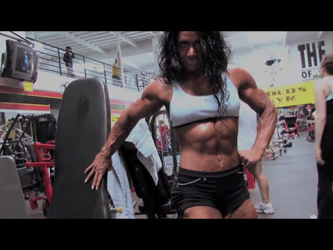 DEBBIE BRAMWELL: Heavy Duty Leg Workout