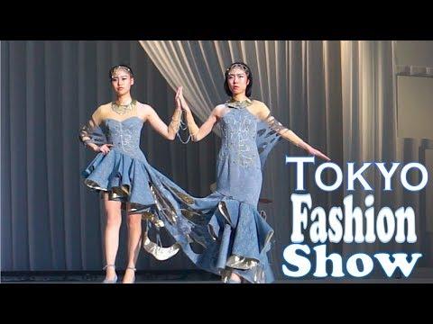Tokyo Fashion Show | Japanese Fashion Trends