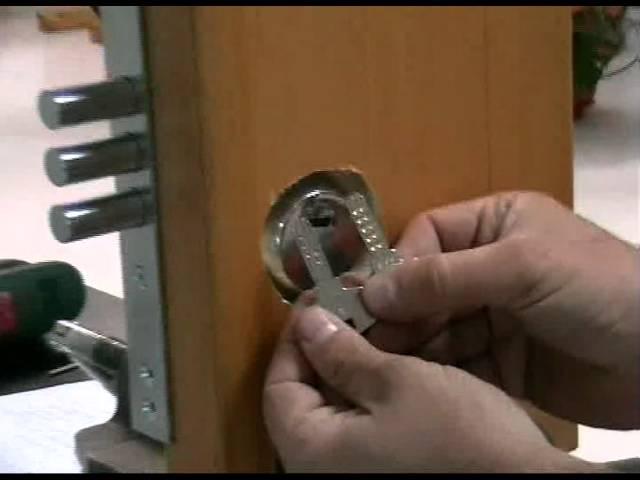KABA EXPERT BUMPING - Kaba Expert lock opened in 5 seconds! Взлом народног