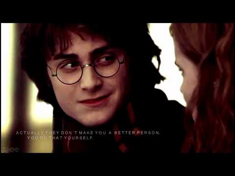 what's a soulmate? | harry & hermione