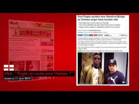 Di Maria vers le PSG, Pogba à Chelsea ? Le tour de la presse européenne !
