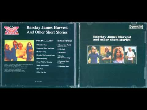 Barclay James Harvest - Blue John