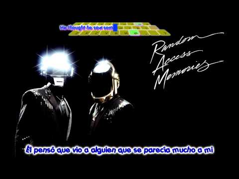 Daft Punk - Instant Crush Lyrics - Letra Español