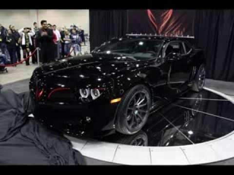 2015 Firebreather New Pontiac Firebird Concept 2015