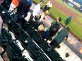 Jerk @ Mets/ Athletics Game steals ball from kid