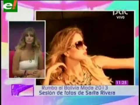 Sarita Rivera mas bella que nunca magnifica BOLIVIANA
