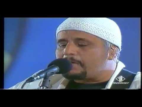 Pino Daniele   Medley Cosa Penserai di me - Neve al sole live al Festivalbar 1999
