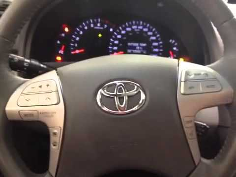 2007 Toyota Camry XLE V6 Automatic 4 Door Car for sale at Sherwood Park Toyota