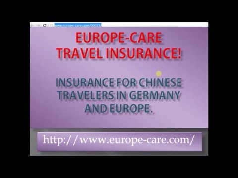 Europe care Travel insurance 4