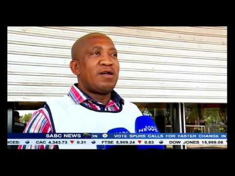 Five men are believed to be involved in a cash-in-transit heist in Pretoria