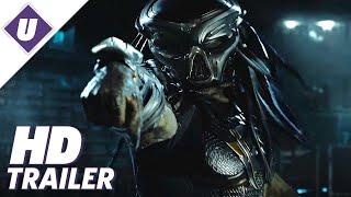 The Predator - Official Trailer #1 (2018)