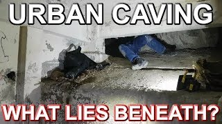 Dangerous Urban Caving