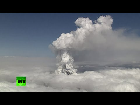 Alert! Mt Ontake volcano erupts in Japan spewing 3km ash column