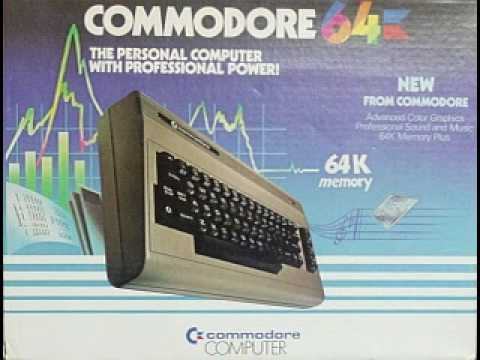 Commodore 64 music tribute 1