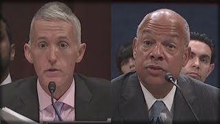 Priceless: Gowdy Destroys Jeh Johnson on DNC Hacking (Video)