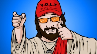 Gmod Prop Hunt Funny Moments - PRO GAMER JESUS - Garry