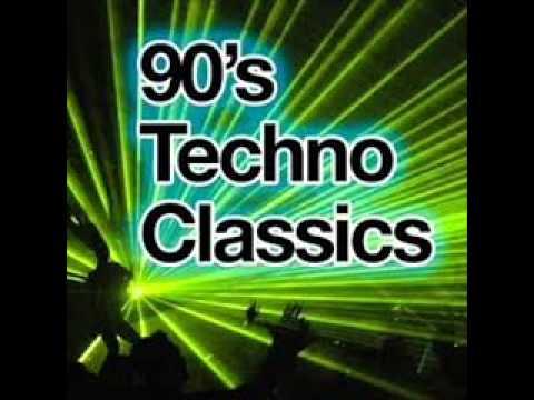 CLASICOS TECHNO DE LOS 80 & 90 MIX