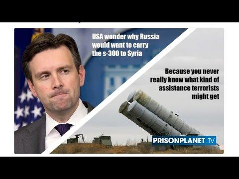 Американский журналист о противостоянии России и США в Сирии. Русский перевод.