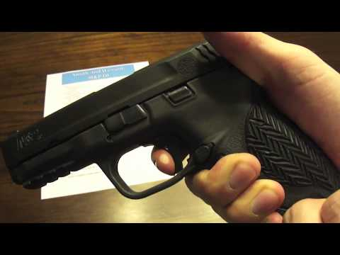 M&P40 (with Apex trigger) - Like a Dream