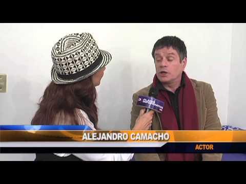 ENTREVISTA ALEJANDRO CAMACHO
