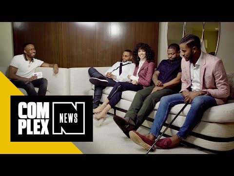 The Cast Of Superfly Discuss Its Cultural Impact, Working With Future And Rick Ross