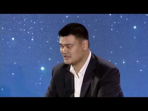 China 2014 - An Insight, An Idea with Yao Ming