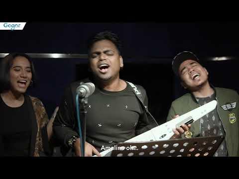 Santesh Kumar - Amalina versi Kelantan + Tamil