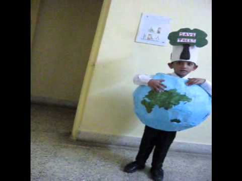 how to make a globe for fancy dress