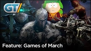 GameTrailers' Games of March
