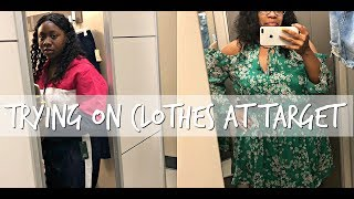 Trying On Clothes At Target   Family Vlogs   JaVlogs