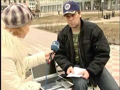 Николай Субботин об обломке НЛО