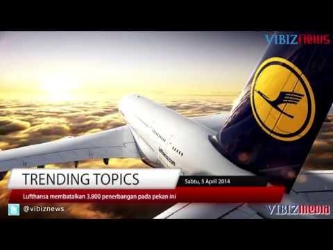 10 Berita Ekonomi Dunia Terpopular, Vibiznews 5 April 2014