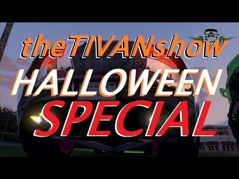 GTA 5 - HALLOWEEN SPECIAL - new RACES