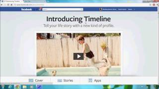 How to make Facebook Timeline