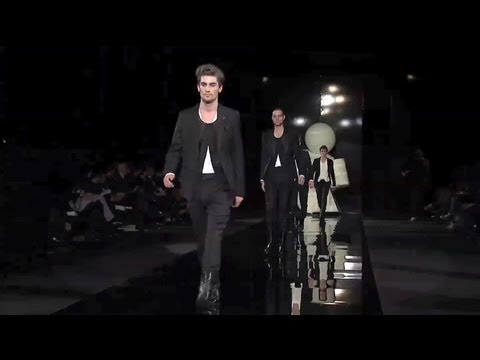 Emporio Armani Men s Collection Fall/Winter 2010-2011