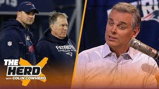 Colin reacts to Giants hiring Joe Judge, McCarthy is Garrett with better résumé | NFL | THE HERD