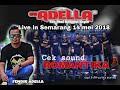 Cek sound ADELLA live Semarang