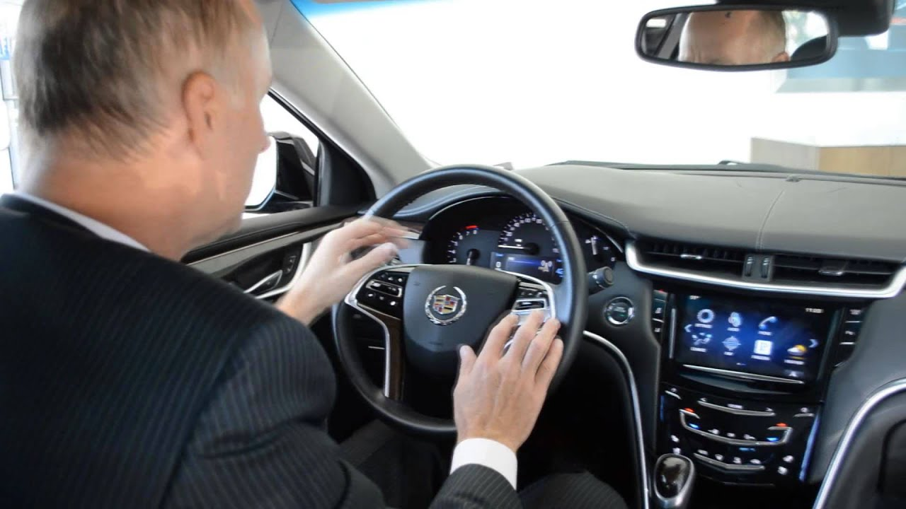 Cadillac CUE and XTS: Sam Swope Cadillac - Louisville Dealership