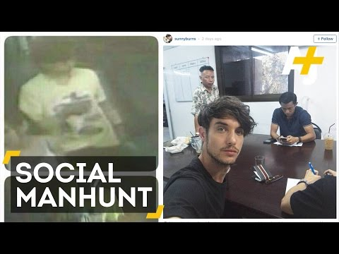 Selfies Save Bangkok Bomber Suspect After Social Media Went After Him