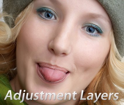 0 Adjustment Layers in Photoshop
