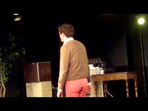 Ben Stroup (Fall 2012) - Queens of Comedy
