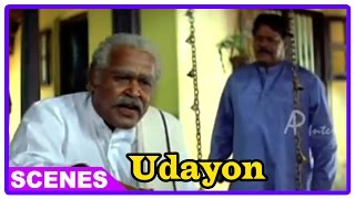 Run Baby Run - Udayon Malayalam Movie - Relatives don't agree with Mohanlal's choice