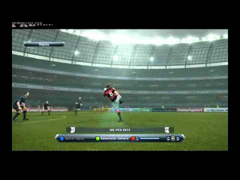 Golao A L Zidane, Pes 2013