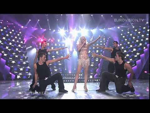 Eurovision 2006 Turkey (Sibel Tüzün - Süper Star)