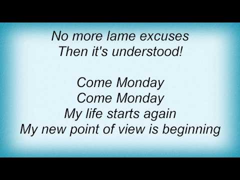 Barry Manilow - Come Monday