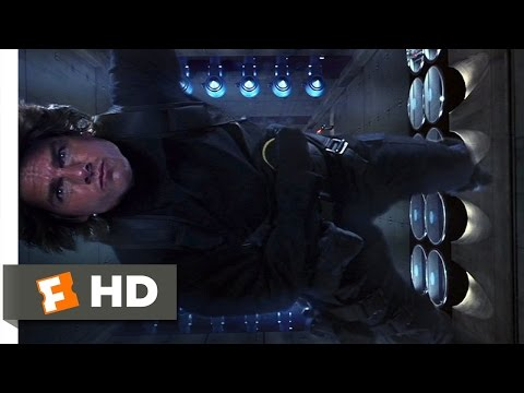 Mission: Impossible 2 (2000) - Atrium Dive Scene (2/9) | Movieclips