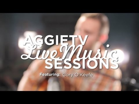 AggieTV Live Music Sessions: Cory O'Keefe